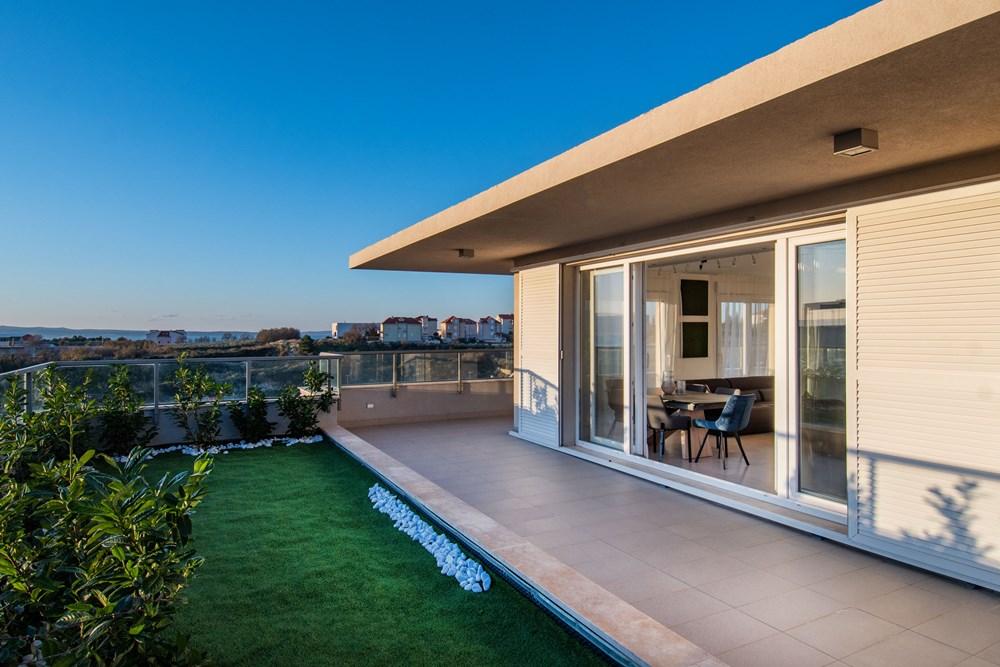 Luksuzni penthouse s pogledom na more – 187m2